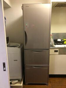 HITACHI RS3200HV 3ドア冷蔵庫 冷凍冷蔵庫 真空チルド