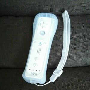 Nintendo Wii WiiU用 リモコン(ホワイト)