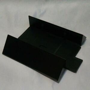 SONY PS2 縦置き型 本体スタンド( ミッドナイトブラック )