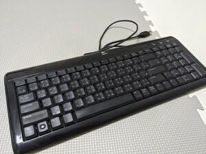 注音 英語配列 USBキーボード Logitech