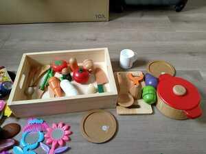 產品詳細資料,日本Yahoo代標|日本代購|日本批發-ibuy99|木製 おままごとセット 木製玩具 及び こどもちゃれんじのおもちゃ