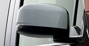 N-WGN ドアミラーカバー 交換タイプ/左右セット ホンダ純正部品 JH3 JH4 パーツ オプション