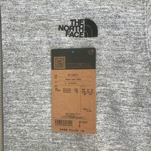 THE NORTH FACE スクエアロゴフルジップ Square Logo FullZip NT12037 ミックス