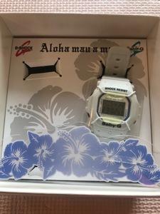 【送料無料・未使用品】G-SHOCKジーショック ハワイアン ラバーズ baby-G Aloha mau a mau ハワイ 限定品 レア品