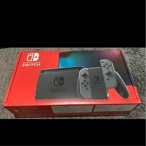 Nintendo Switch ニンテンドースイッチ本体 ニンテンドースイッチ グレー