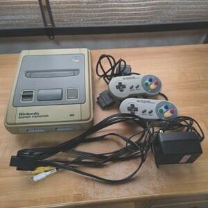 スーパーファミコン 本体 Nintendo 任天堂