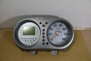 送料無料 DBA-JB5 ライフ 2WD NA 純正 スピードメーター 82837km 78100-SFA-J000