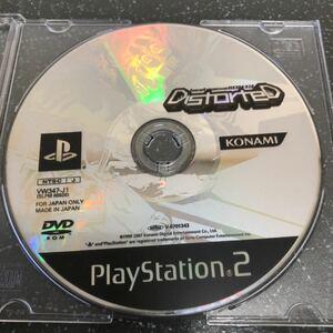 【ディスクのみ】ビートマニア ⅡDX 13 DistorteD PS2 【2386】