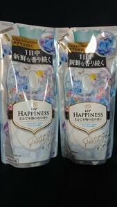 レノアハピネス 柔軟剤 詰め替え用 パステルフローラル&ブロッサムの香り