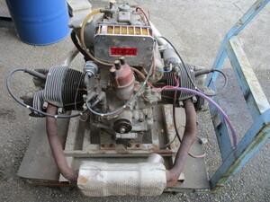 トヨタ スポーツ800の実働エンジン 2U