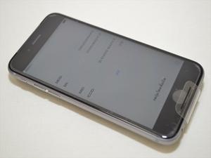 未使用品 Softbank iPhone6s 32GB スペースグレイ MN0W2J/A 判定〇 OS12.1 未アクティベート 21687