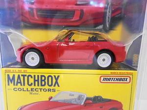 MATCHBOX 2004 ホンダ S2000 ミニカー マッチボックス コレクターズ
