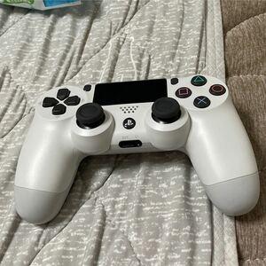 PS4 ワイヤレスコントローラー デュアルショック4 DUALSHOCK4 SONY プレステ4 ホワイト PS4コントローラー
