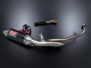 USヨシムラ RS-2 カーボン マフラー フルエキゾーストシステム Z125 PRO