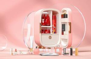《送料無料》コスメ専用冷蔵庫「PINKTOP」《新品》