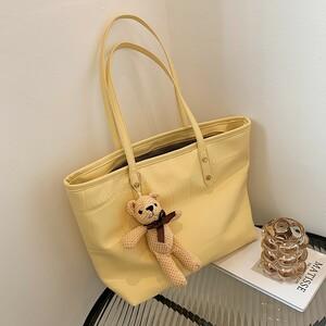高級感バッグ大容量女子ワンショルダートートバッグ