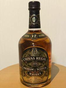スコッチウイスキー シーバスリーガル12年 旧ボトル 古酒 山崎 従価 ストラスアイラ マッカラン 余市 イチローズモルト 秩父