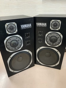 【配送不可】【直接引取り限定!岡山市】YAMAHA ヤマハ NS-1000M 5万6千番台 3ウェイ スピーカー ペア 音響機器 オーディオ 音出しOK