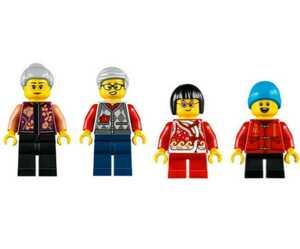 LEGO Chinese Festivals 80106 ニアンの伝説 レゴ ミニフィグ おじいちゃん おばあちゃん 子供 孫 男の子 女の子 爺 婆 春節 中国 正規品