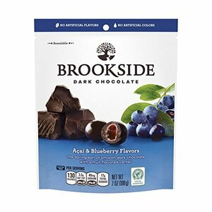 ブルックサイド ダークチョコレート アサイー&ブルーベリー 200g