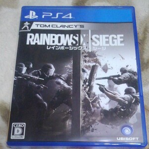 【PS4】 レインボーシックス シージ [通常版] RAINBOW SIX