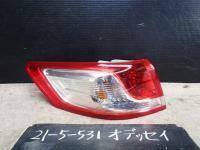 オデッセイ RB3 左テールランプ ライト レンズ NH731P コイト 220-22893 33551-S003
