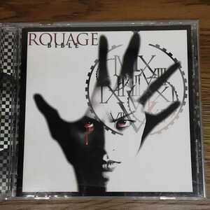 ROUAGE ◆BIBLE◆PHCL-5029 メジャーデビューシングル「Queen」収録 1stアルバム /010