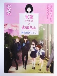 ◆ 氷菓×飛騨高山 舞台探訪マップ ◆
