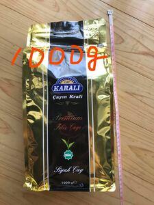 トルコ チャイ 紅茶 ブラックティー オーガニック 1kg