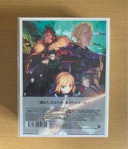 新品未開封 『Fate/Zero』 Blu-ray Disc Box I 完全生産限定版 フェイト ゼロ