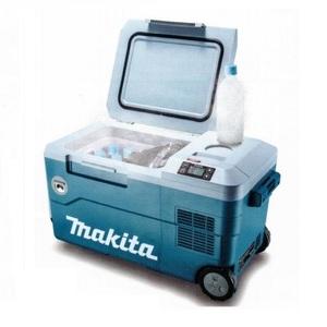 ④新品 マキタ CW001GZ 充電式保冷温庫 本体のみ 40Vmax対応 バッテリ・充電器別売 青 新品 マキタのリチウムイオンバッテリで保冷・保温
