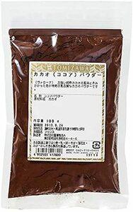 100g ヴァローナ カカオ(ココア)パウダー / 100g TOMIZ/cuoca(富澤商店)