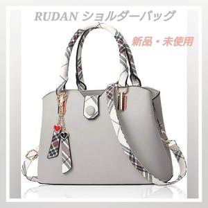 RUDAN ショルダーバッグ レディース 斜めがけバッグ 肩掛け ハンドバッグ