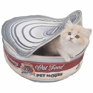 缶詰型ペットハウス