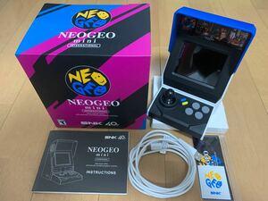 ネオジオミニ インターナショナル版 NEOGEO mini international 本体 中古動作品