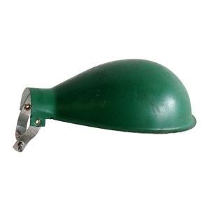 ヴィンテージシェード ランプシェード インダストリアルライト 照明 傘 グリーン アンティーク ヴィンテージ インテリア #1