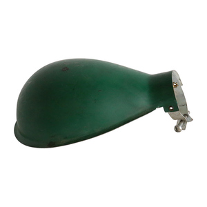 ヴィンテージシェード ランプシェード インダストリアルライト 照明 傘 グリーン アンティーク ヴィンテージ インテリア #2