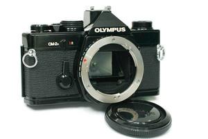 #G0093■オリンパス/OLYMPUS OM-2N ボディ(ブラック)■