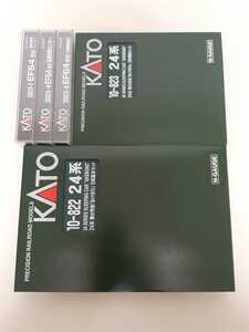KATO あけぼの基本+増結 KATO EF64 1030 1031 1032まとめて 64は1032だけヘッドマーク使用 他はパーツ未使用(手持ちパーツ取り付け)