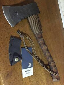 ハスクバーナ 斧 手斧 薪割り 焚き火