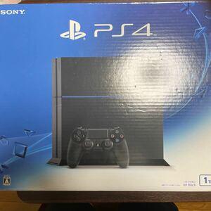 PlayStation4 ジェット・ブラック 1TB CUH-1200BB01