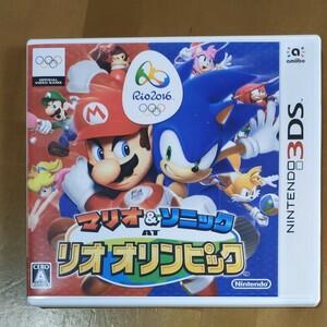 3DSソフト マリオ&ソニックATリオオリンピック Nintendo 3DS