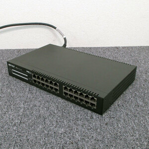 """рабочий товар все порт обычный товар Giga bit соответствует """"умный"""" s Giga переключение ступица * BUFFALO BS-G2124U 24 порт электрический кабель есть #B24"""