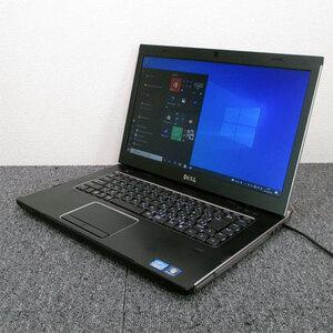 no. 2 поколение Corei7 установка новый товар SSD использование камера встроенный все в одном Note * DELL VOSTRO 3550 Core i7-2620M(2.7G) память 8GB #1-924
