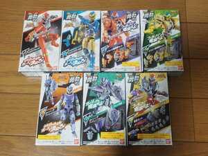 送料510円 騎士竜戦隊リュウソウジャー 勇動#2 フルコンプ 7種セット