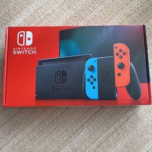 任天堂スイッチ Nintendo Switch 本体 ネオン 新品 未使用 ニンテンドースイッチ Nintendo Switch
