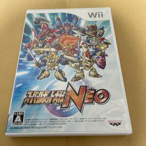 スーパーロボット大戦NEO Wiiソフト