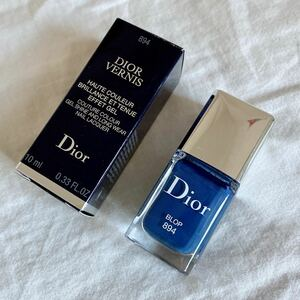 Dior美品ディオール ヴェルニ 894 ブロップ ネイル