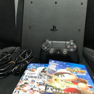 PlayStation4 PS4本体 プレイステーション4 ジェットブラック