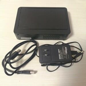 外付けHDD 1.5TB I・O DATA HDCR-U1.5EK
